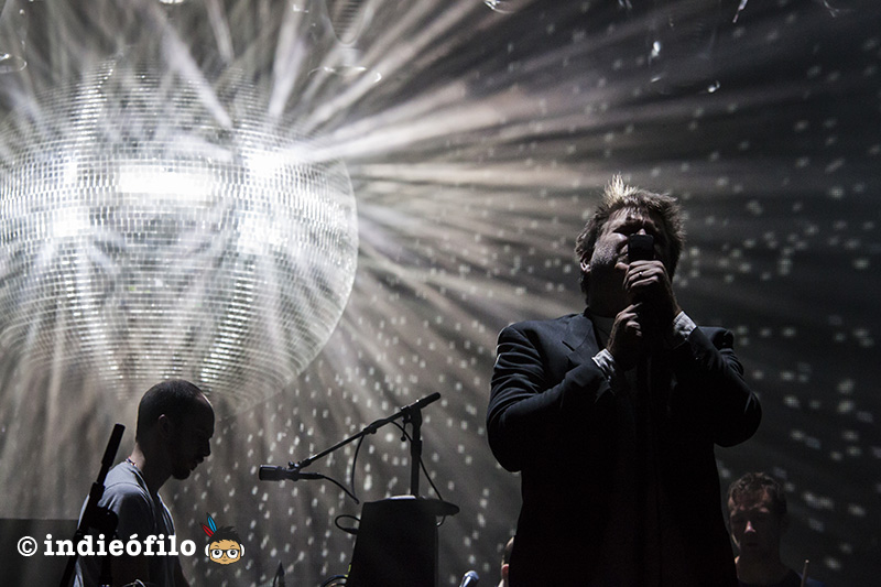 LCD Soundsystem Lowlands 2016