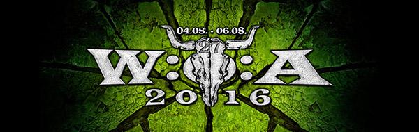 Wacken Open Air 2016 livestream