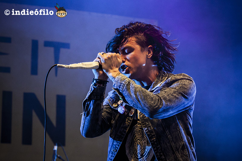 sleeping with sirens - Lowlands 2016