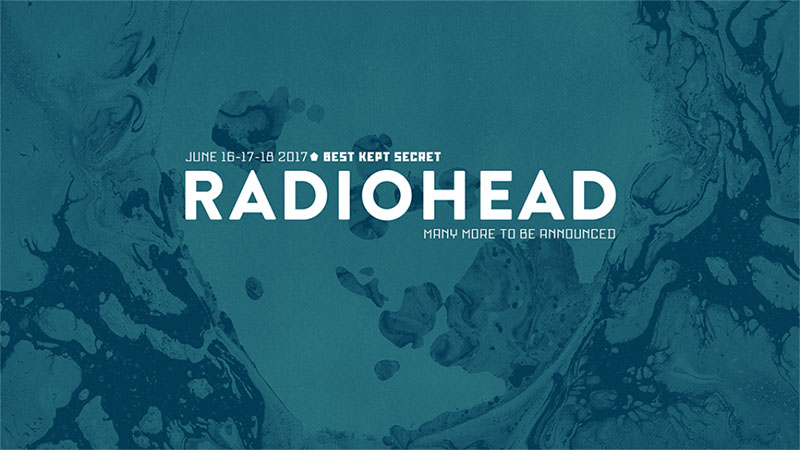 Best Kept Secret Festival 2017 - Radiohead