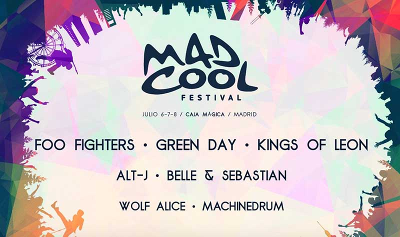 Kings of Leon, confirmados oficialmente para el Mad Cool Festival 2017