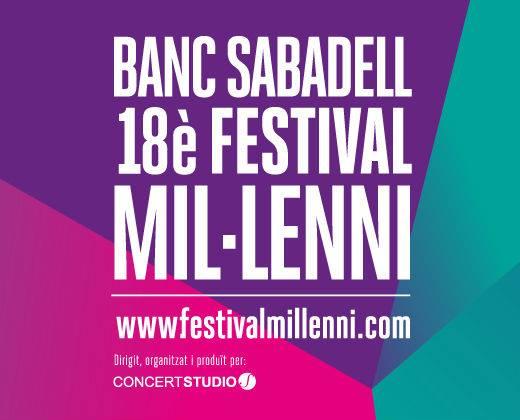 Nuevos nombres para el 18 Festival Mil·lenni