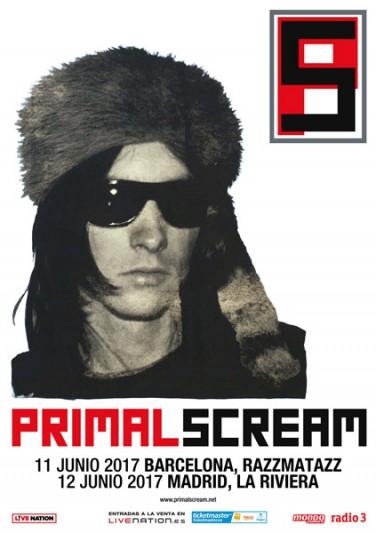 Primal Scream España 2017