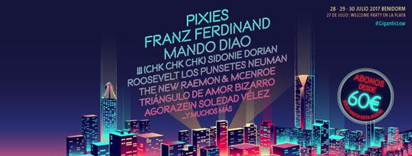 Nuevos nombres para el Low Festival 2017