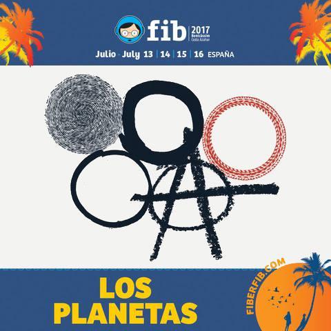 FIB 2017 - Los Planetas