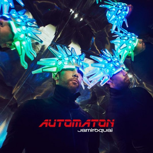 "Listen to Jamiroquai's new LP, ""Automaton"""