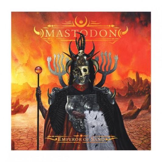 "Mastodon ""Emperor of Sand"" LP stream"