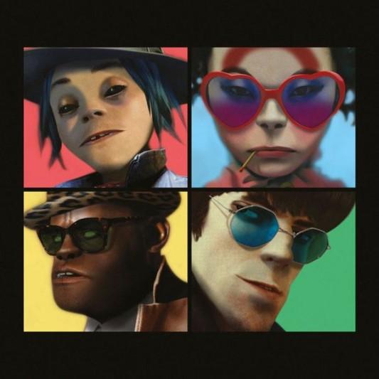 Stream Gorillaz's New LP Humanz