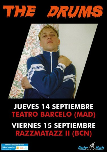 the drums spain 2017