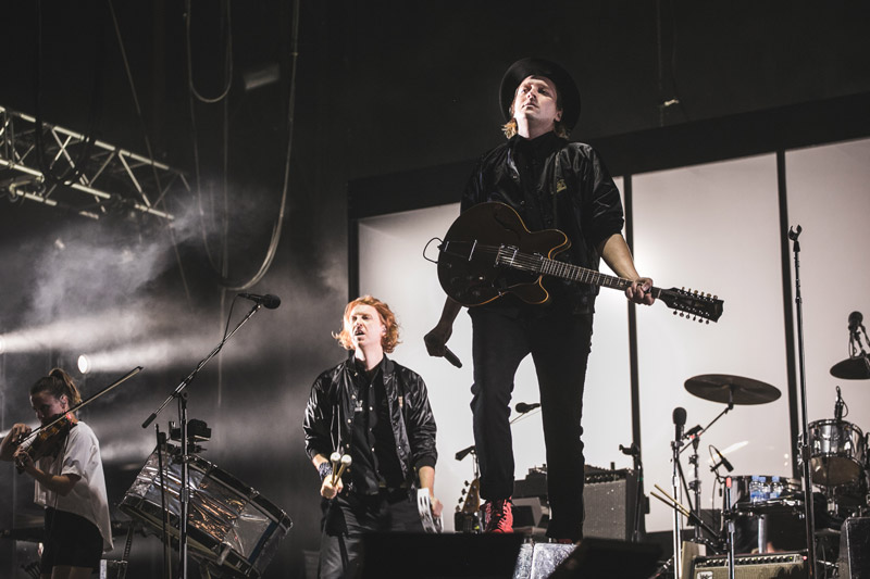 Arcade Fire - Primavera Sound 2017