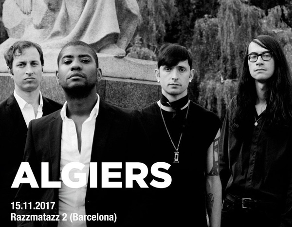 Algiers Barcelona 2017
