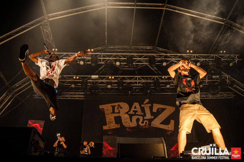La Raiz - Cruilla 2017