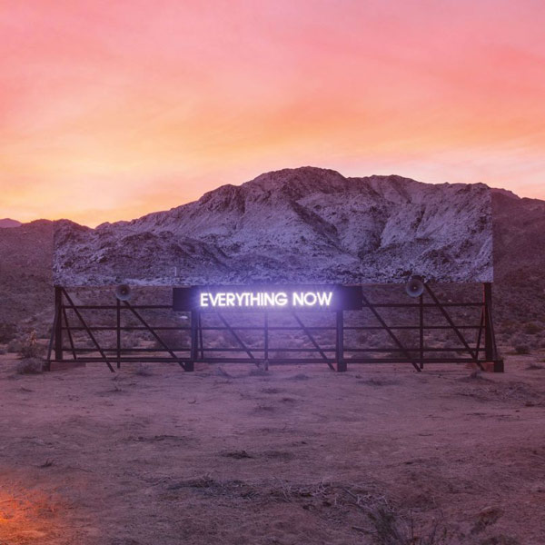 Everything now, el nuevo disco de Arcade Fire, ya en streaming
