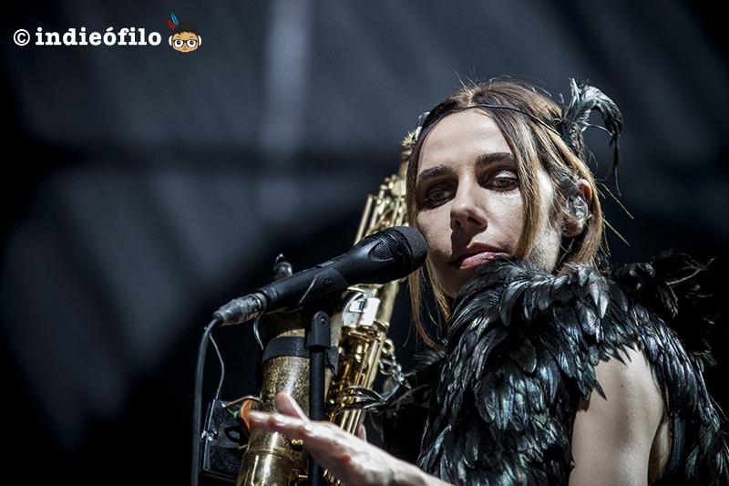 PJ Harvey - Barcelona 2017
