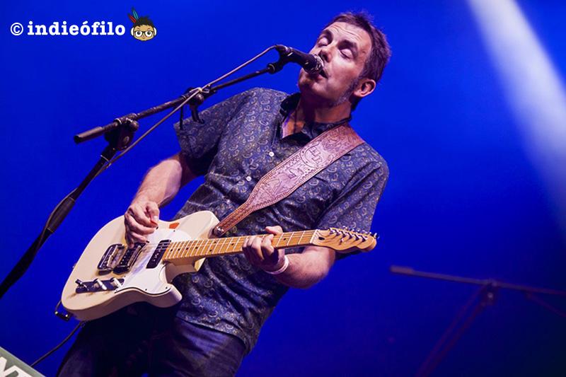 Santander Music 2017 - Los Deltonos Hendrik Röver