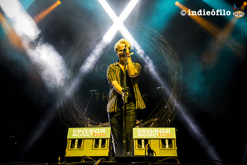 Santander Music 2017 - Nothing But Thieves