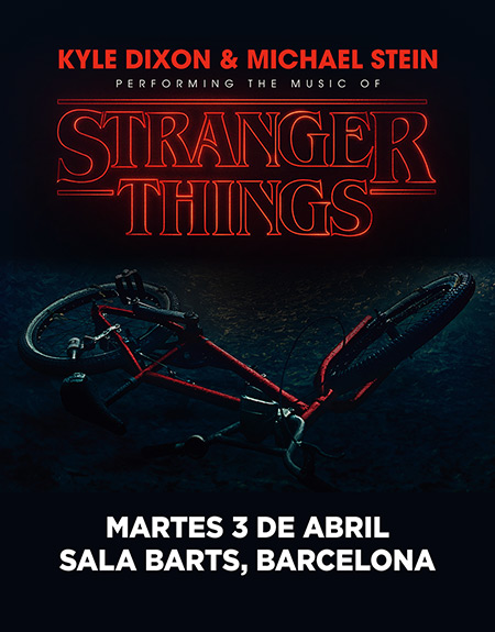 Stranger Things Barcelona