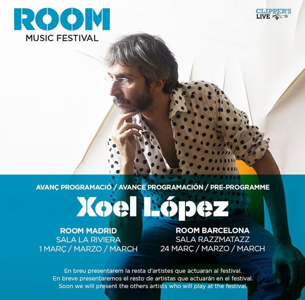 Xoel Lopez Barcelona 2018