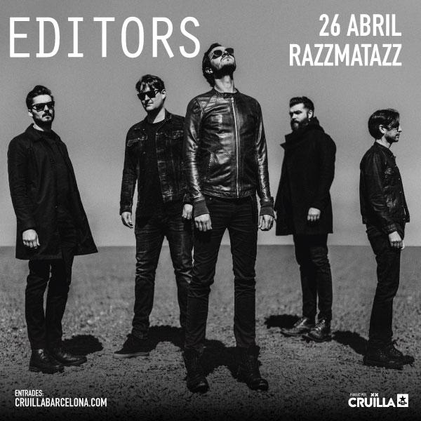 Editors Barcelona 2018