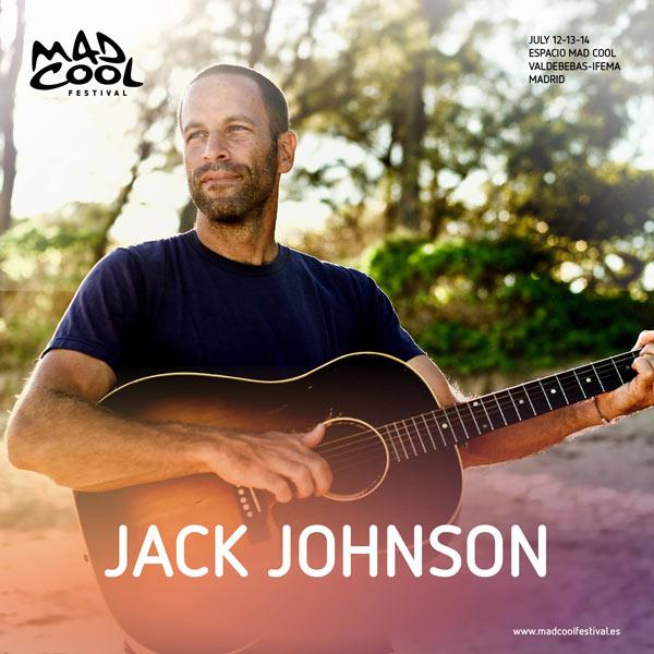 Mad Cool Festival 2018 Jack Johnson