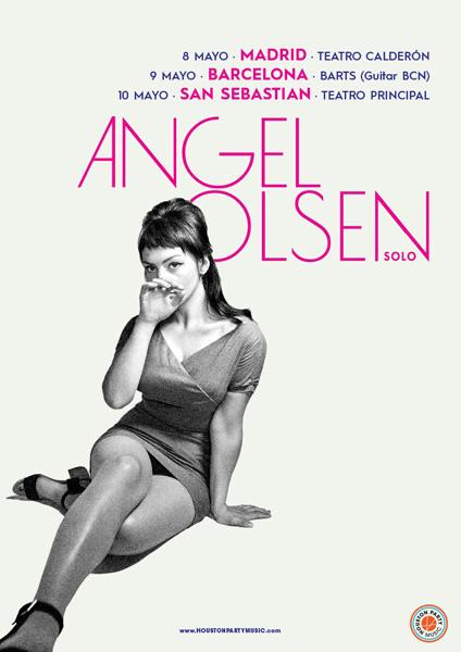 Angel Olsen Barcelona 2018