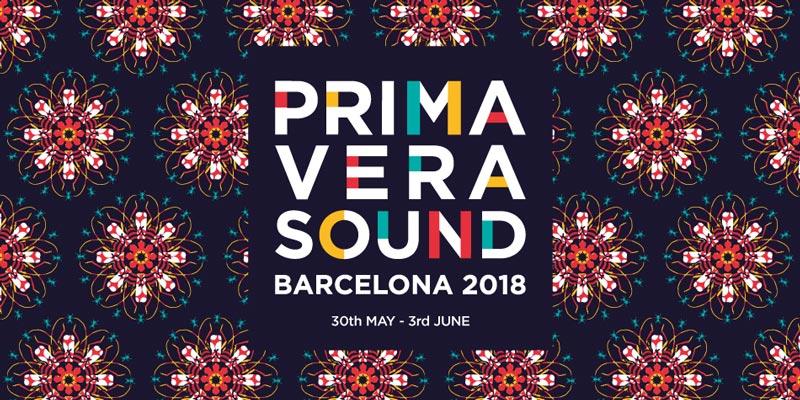 Primavera sound 2018 logo