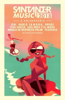 Santander Music 2018 Izal