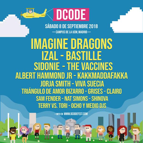 Cartel DCode 2018