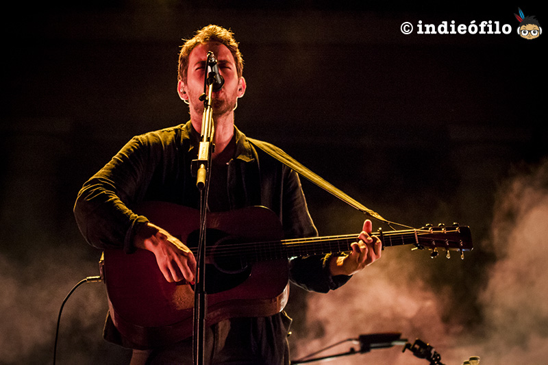 Fleet Foxes - Robin Pecknold - Barcelona 2018