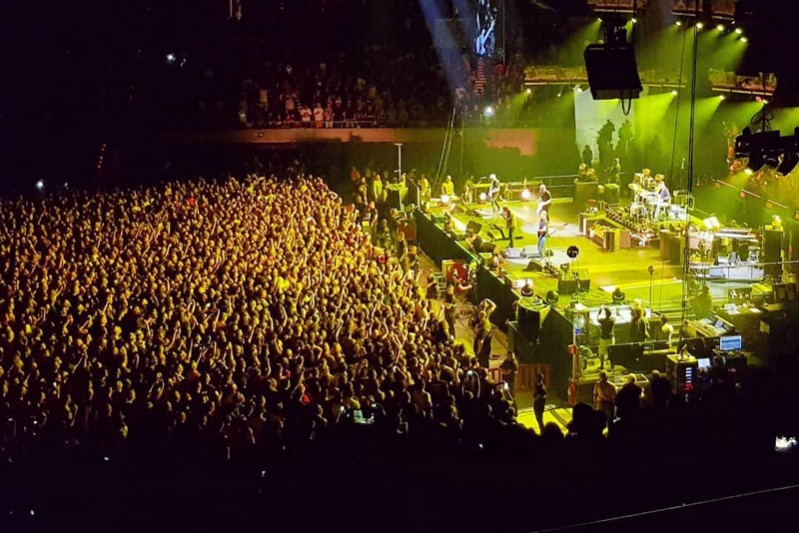 Pearl Jam 2018 Barcelona