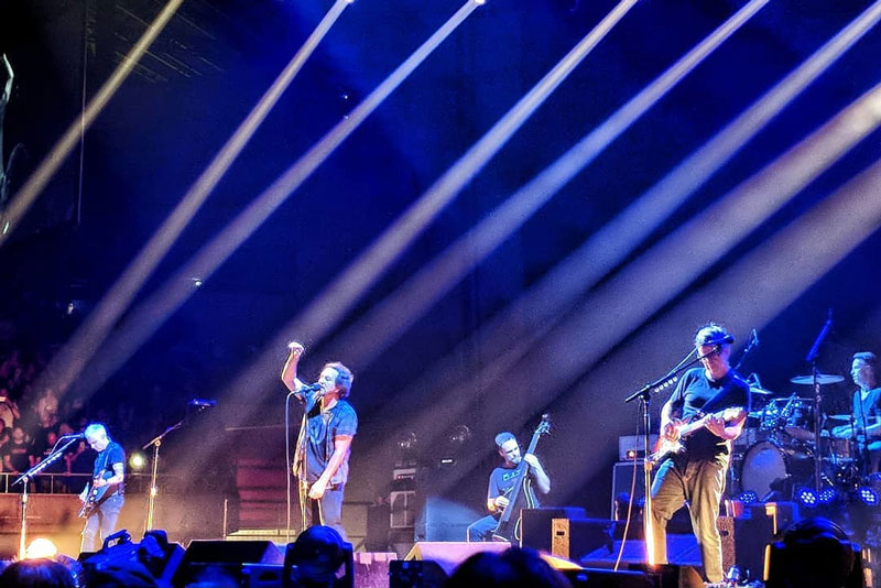 Barcelona Pearl Jam 2018