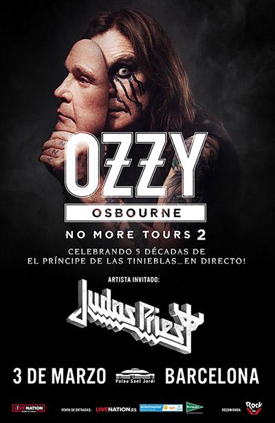 Ozzy Osbourne reveals European Tour for 2019