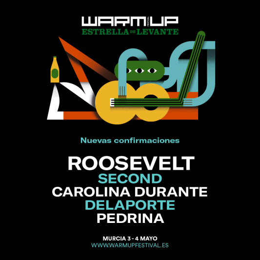 New names for Spanish Festival Warm Up Estrella de Levante 2019