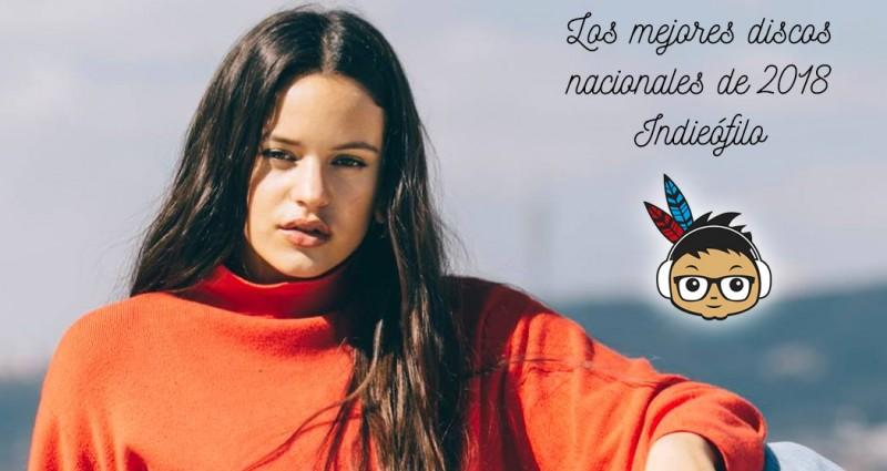 Mejores discos nacionales 2018