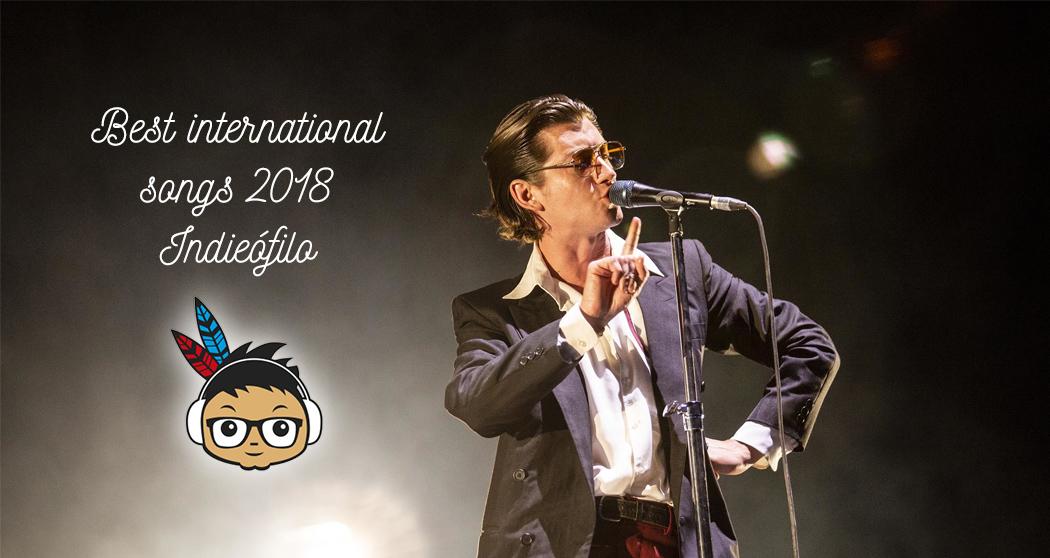Best International songs 2018