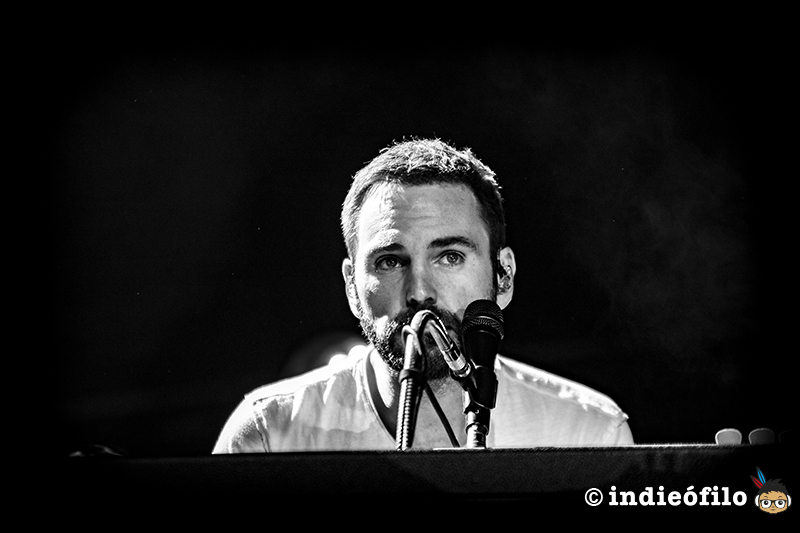 Johnny McDaid Snow Patrol Barcelona 2019