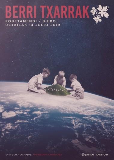 Berri Txarrak anuncian concierto multitudinario en Bilbao