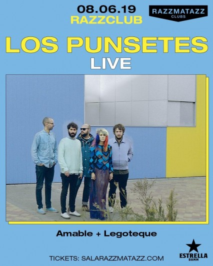 Los Punsetes - Razzmatazz 2019